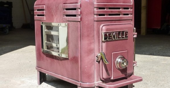 "Art Déco Ofen Deville & Cie ""Marianna"""